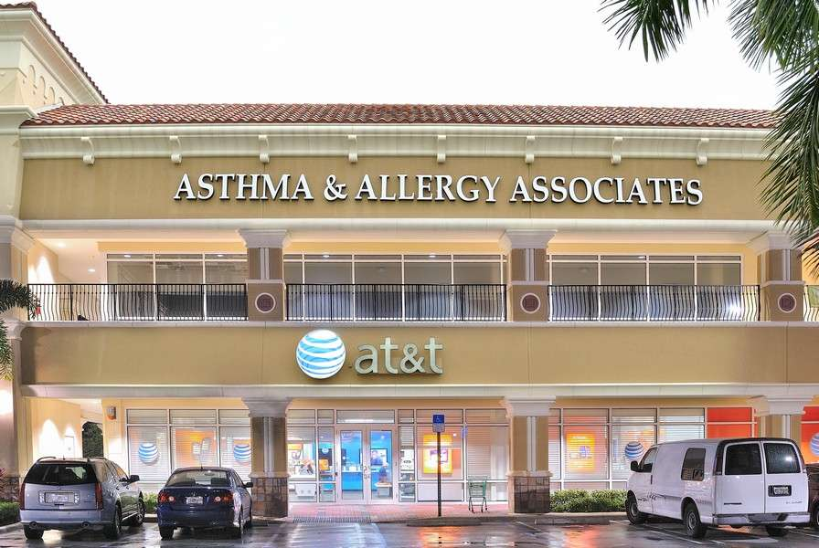West Kendall Opening for Asthma & Allergy Associates of Florida