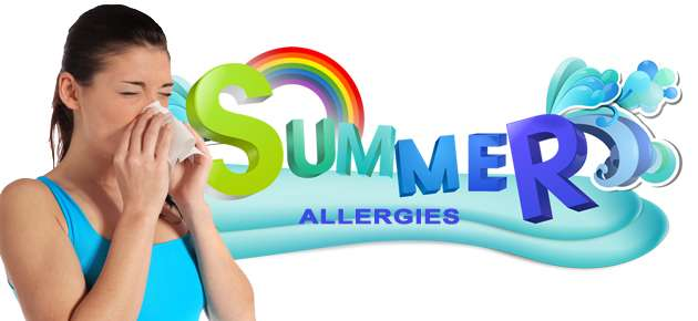 SUMMER ALLERGIES: Keep your Summer Safe and Fun