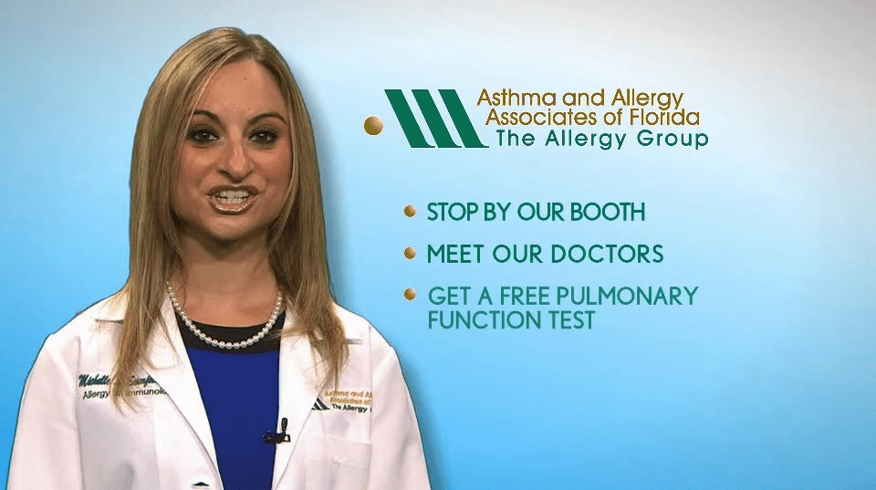 Here is Dr. Eisenfeld's promo for the NBC 6 South Florida Health and Fitness Expo!