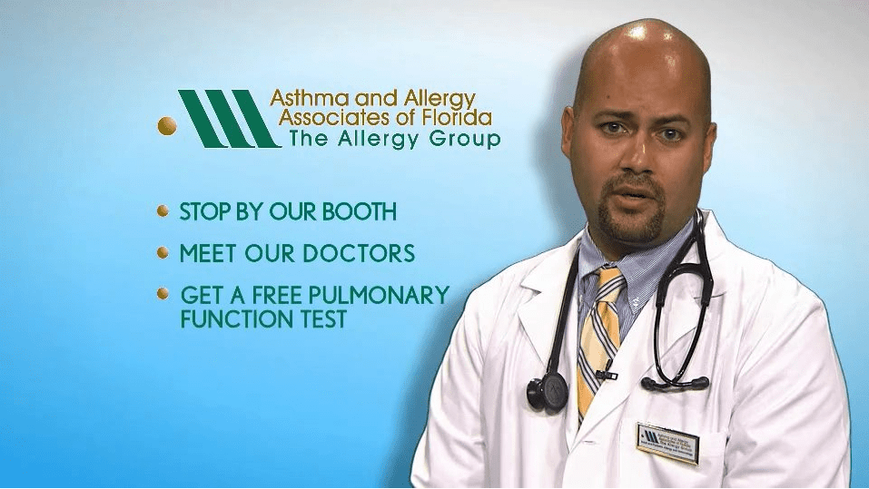 Here is Dr. Nunez' promo for the NBC 6 South Florida Health and Fitness Expo!