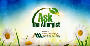 Ask the Allergist